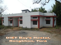 DIET Tura Boys Hostel