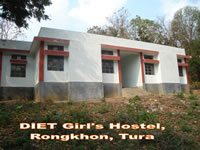 DIET Tura Girls Hostel