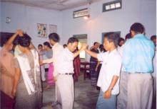 Trainees Classroom Activities